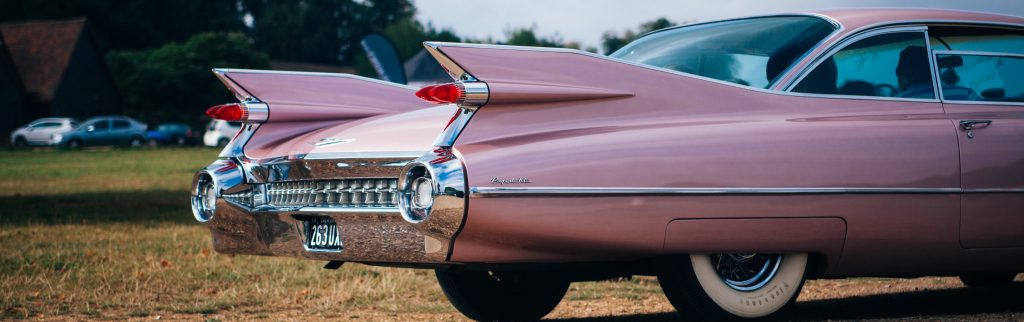 Classic Pink Coupe De Ville | Breast Cancer Car Donations
