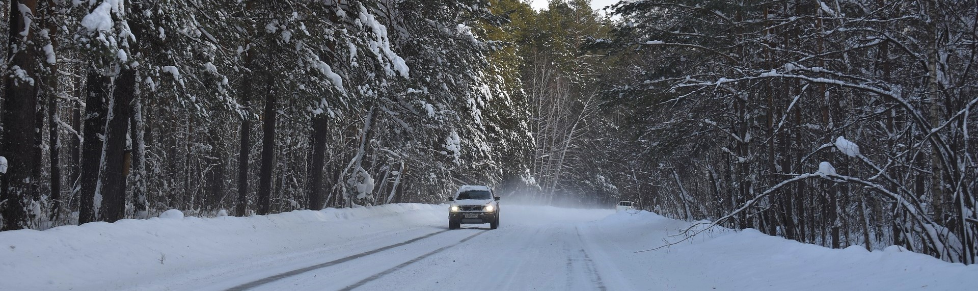 Off Road on a Winter Season | Breast Cancer Car Donations