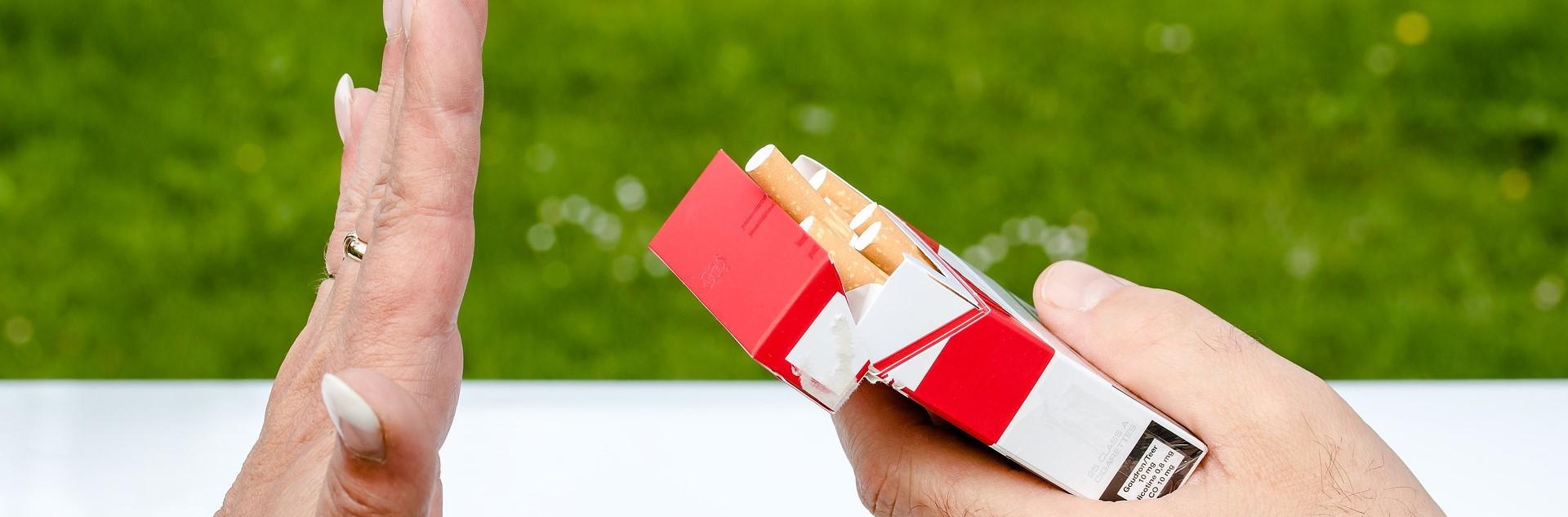 Saying No to Smoking   Breast Cancer Car Donations