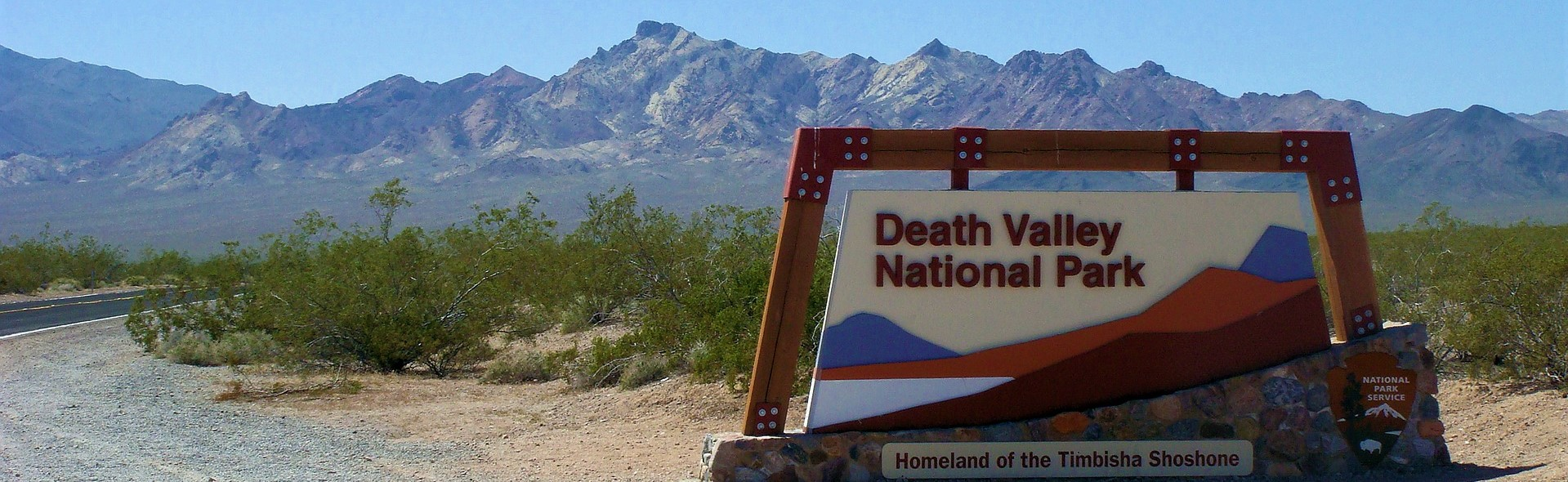Death Valley National Park in California and Nevada | Breast Cancer Car Donations