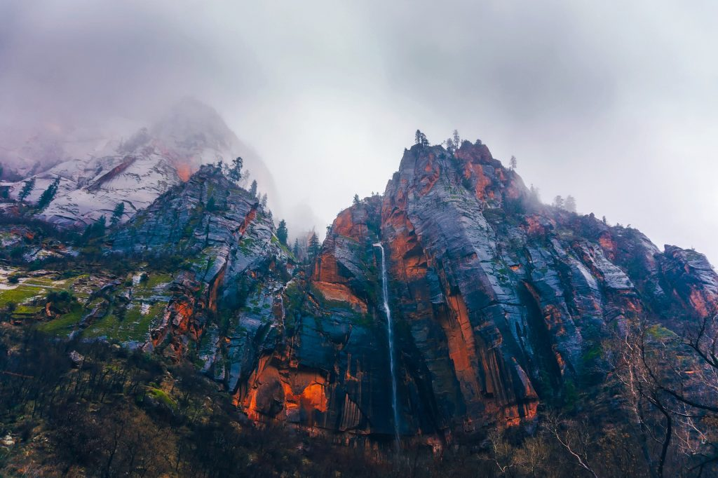 Zion National Park in Utah | Breast Cancer Car Donations