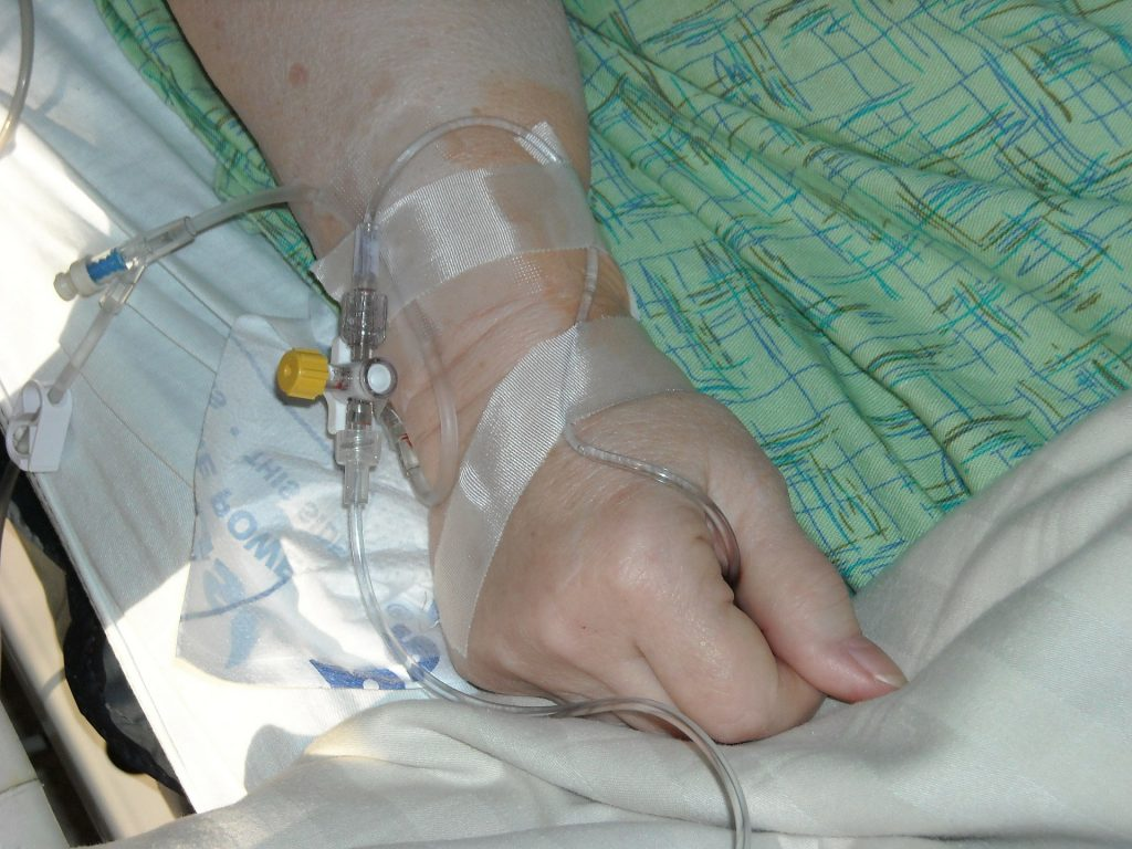 Intravenous Chemotherapy | Breast Cancer Car Donations