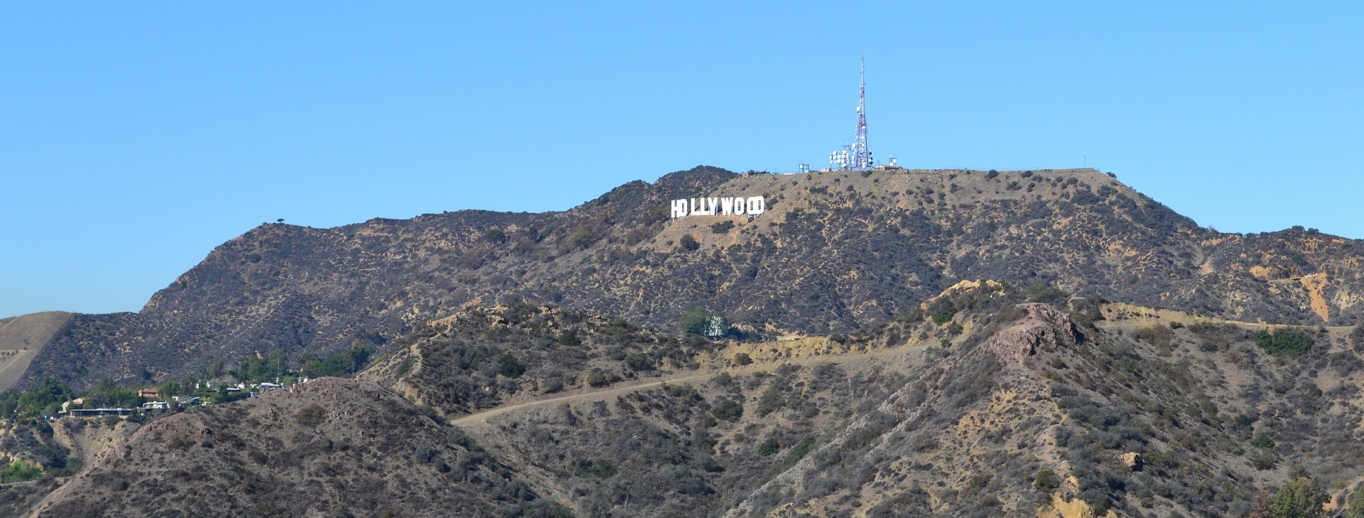 Hollywood Sign in Los Angeles | Breast Cancer Car Donations