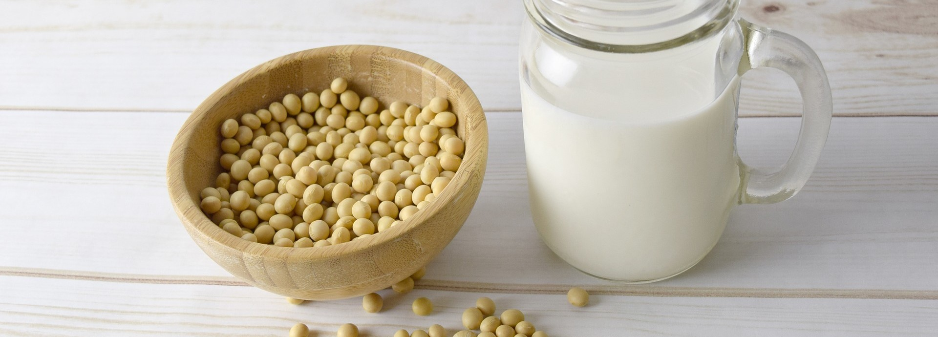 Soy Beans and Soy Milk | Breast Cancer Car Donations