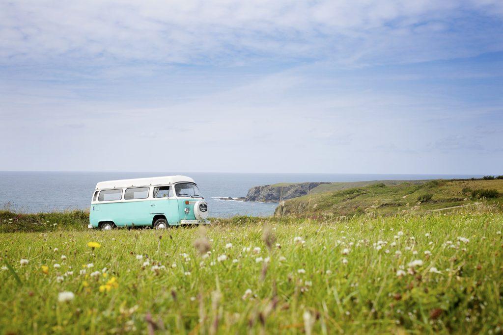 Summer Travel on an Oldtimer Van | Breast Cancer Car Donations