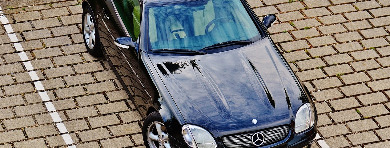 Black Mercedes in Bridgeport, CT | Breast Cancer Car Donations