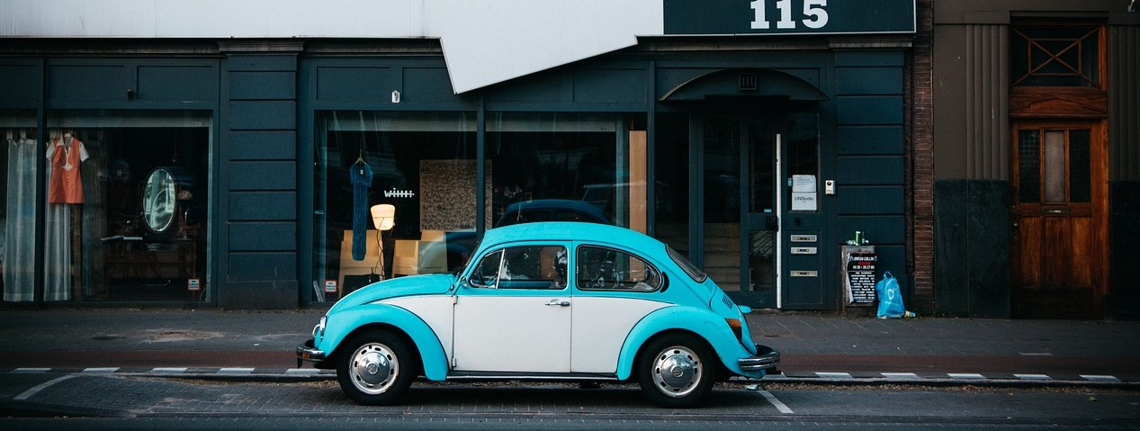 Oldtimer Beetle in Vancouver, WA | Breast Cancer Car Donations