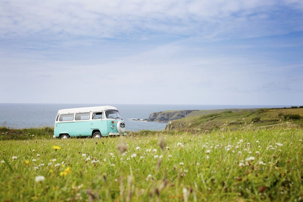 Summer Travel on an Oldtimer Van | Breast Cancer Car Donations