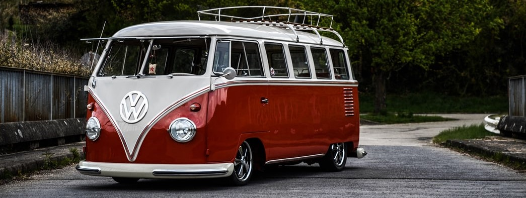 Classic Volkswagen Bus in Norwalk, Connecticut | Breast Cancer Car Donations