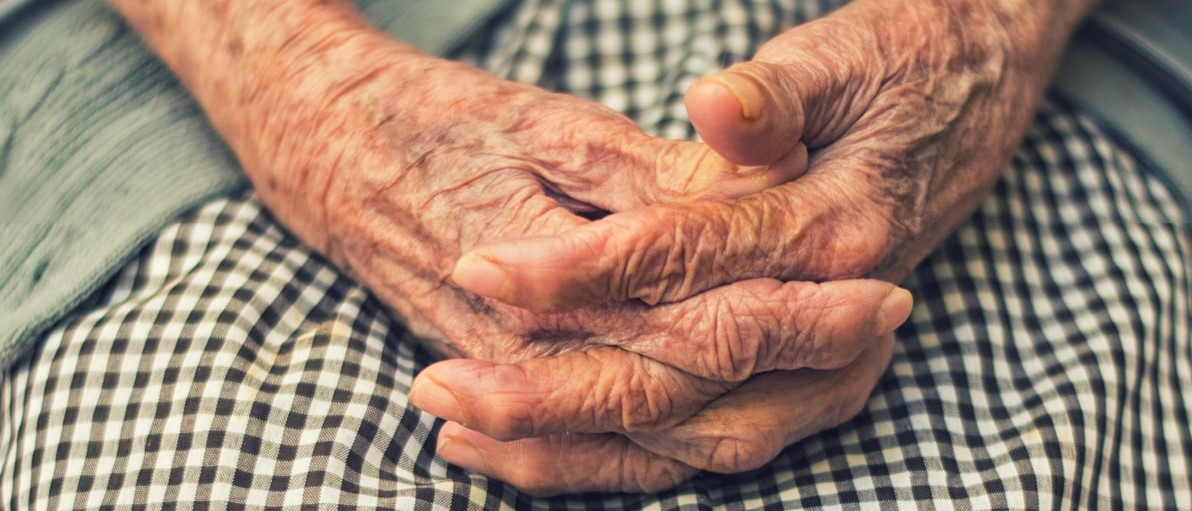 Old Person's Hands | Breast Cancer Car Donations