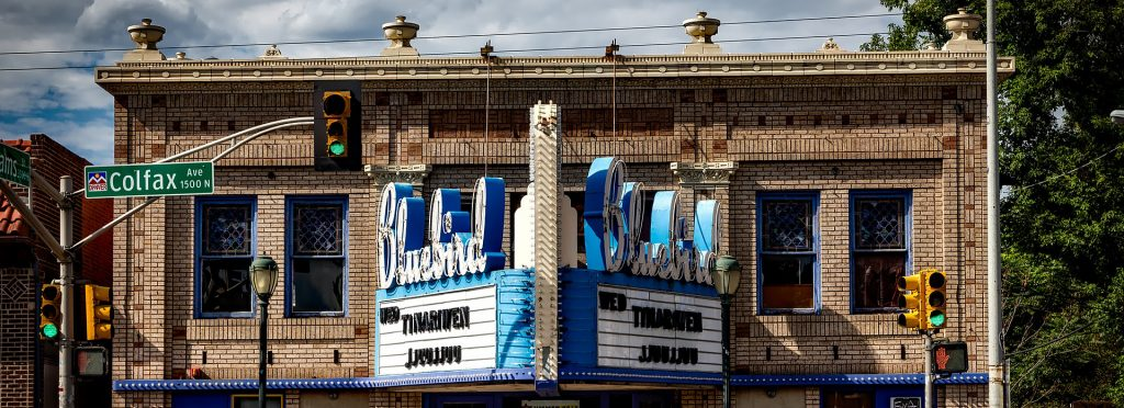Classic Movie Theater in Denver | Breast Cancer Car Donations