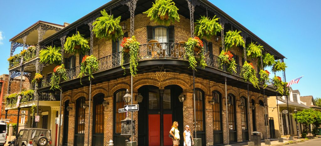 Historic Architecture in Louisiana | Breast Cancer Car Donations