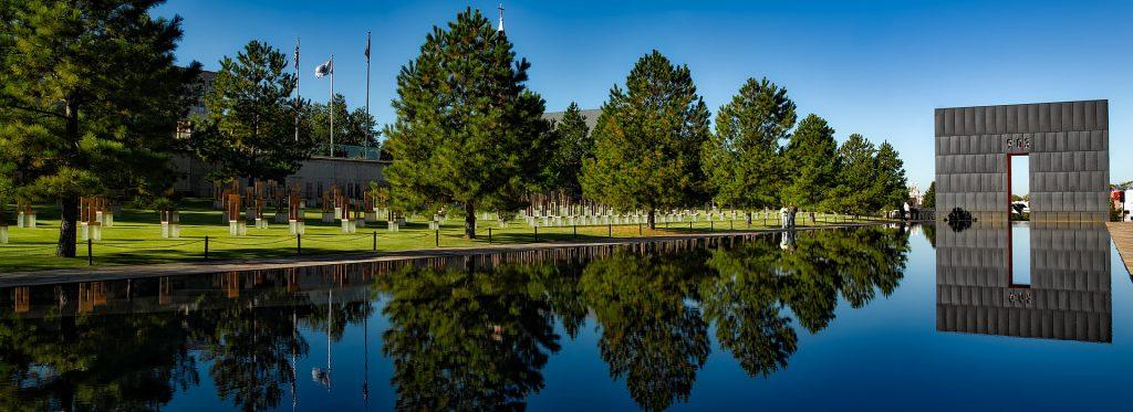Oklahoma City National Memorial | Breast Cancer Car Donations