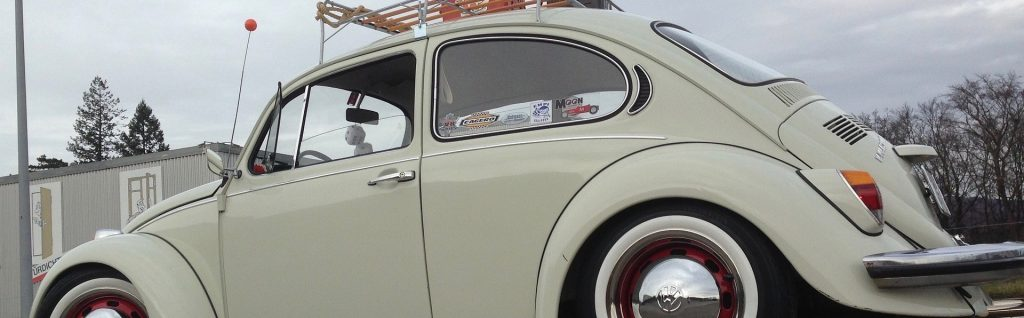Oldtimer Beetle in Utica, New York | Breast Cancer Car Donations