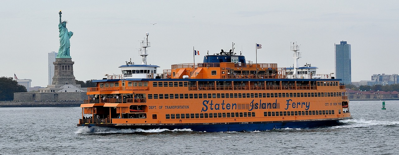 Staten Island Ferry Boat | Breast Cancer Car Donations
