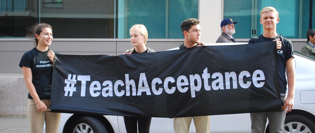 Teach Acceptance | Breast Cancer Car Donations