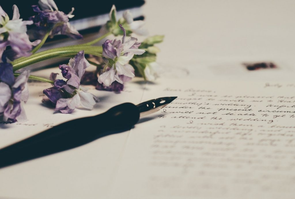 Writing a Love Letter | Breast Cancer Car Donations