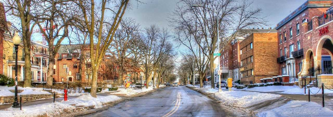 Neighborhood in Madison, Wisconsin | Breast Cancer Car Donations
