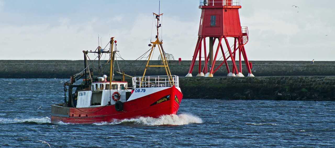 Trawler Fishing | Breast Cancer Car Donations