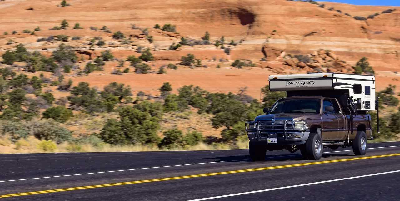 Truck Camper Cruising | Breast Cancer Car Donations