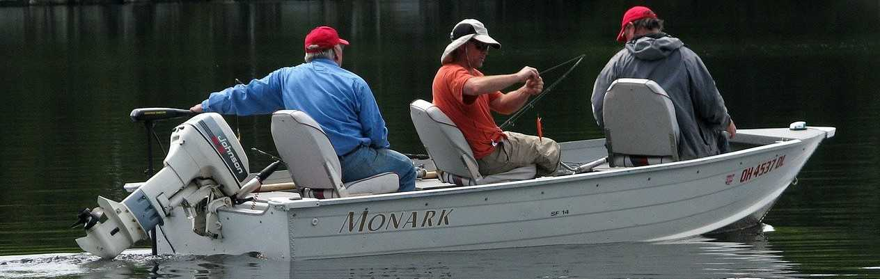 Men on a Fishing Trip | Breast Cancer Car Donations