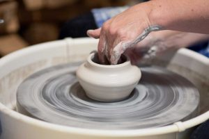 Hand Craft Pottery | Breast Cancer Car Donations