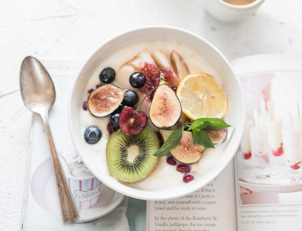 Fresh And Healthy Breakfast | Breast Cancer Car Donations