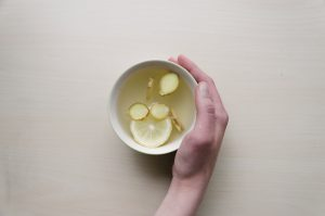 Lemon and Ginger Broth | Breast Cancer Car Donations