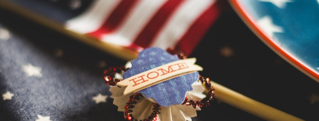 4th Of July Home Decor | Breast Cancer Car Donations
