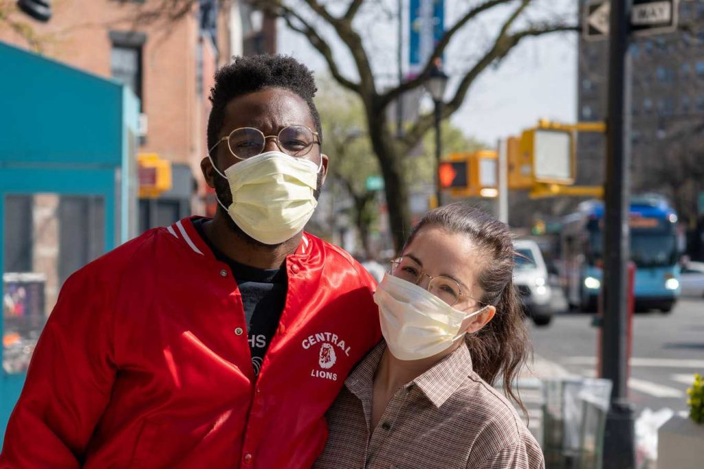 People Wearing Mask in Daytime | Breast Cancer Car Donations