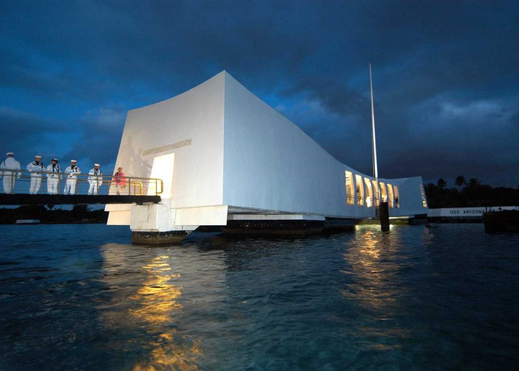 The Pearl Harbor Memorial in Hawaii | Breast Cancer Car Donations
