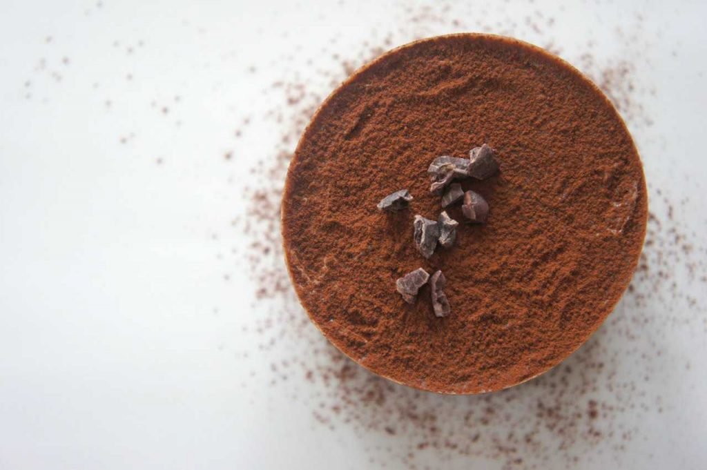 Cocoa Powder on a Table | Breast Cancer Car Donations