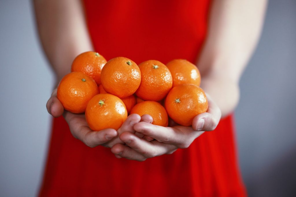 Giving Fresh Oranges | Breast Cancer Car Donations