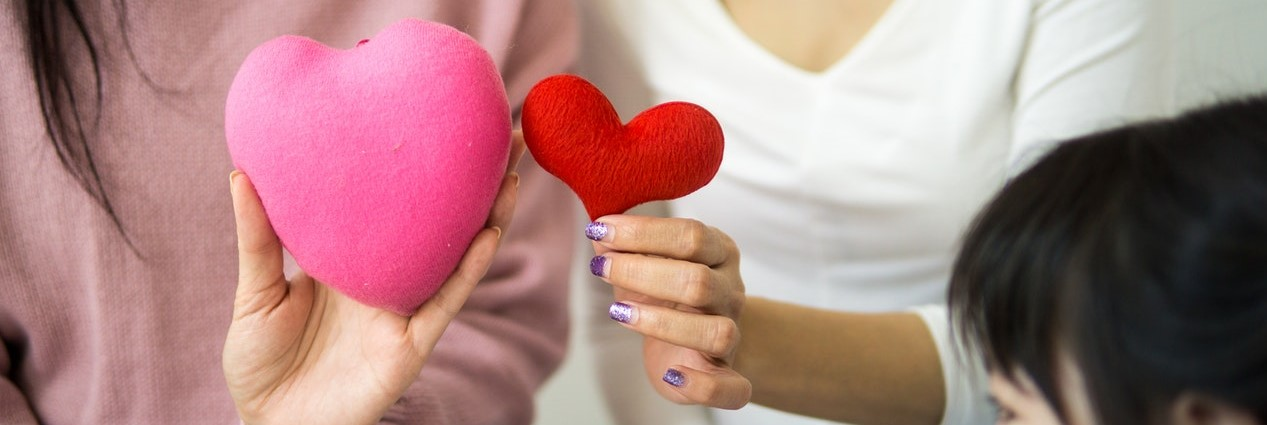 Women with a Heart Figure | Breast Cancer Car Donations
