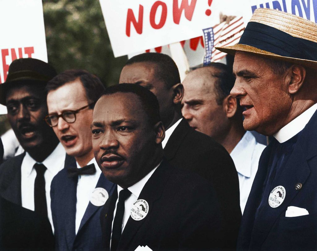 Martin Luther King Jr. in His Speech | Breast Cancer Car Donations