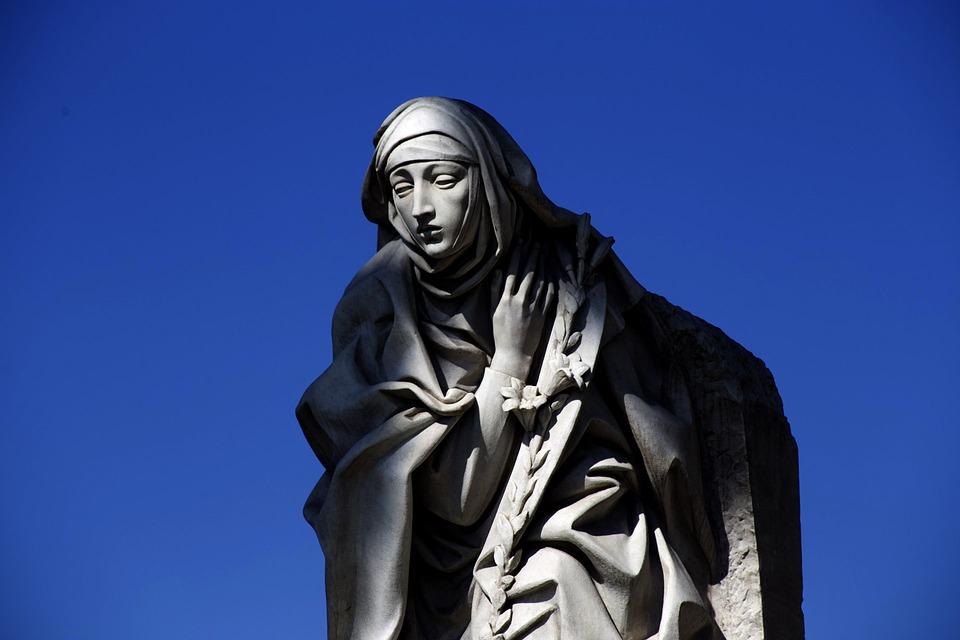 Mother Teresa Statue | Breast Cancer Car Donations