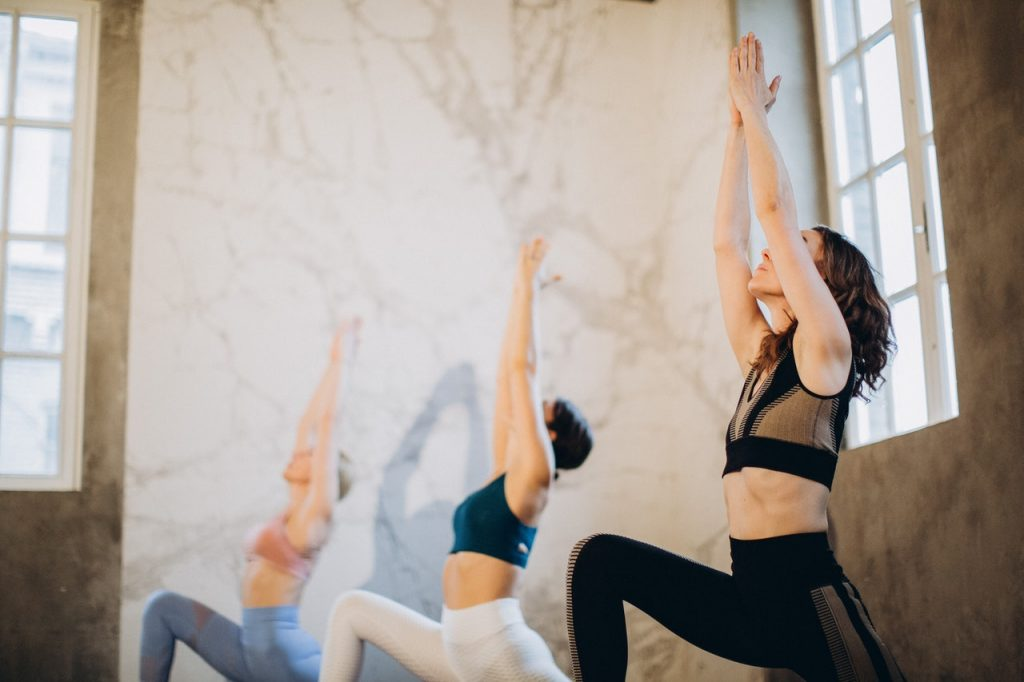Women Doing Their Yoga   Breast Cancer Car Donations