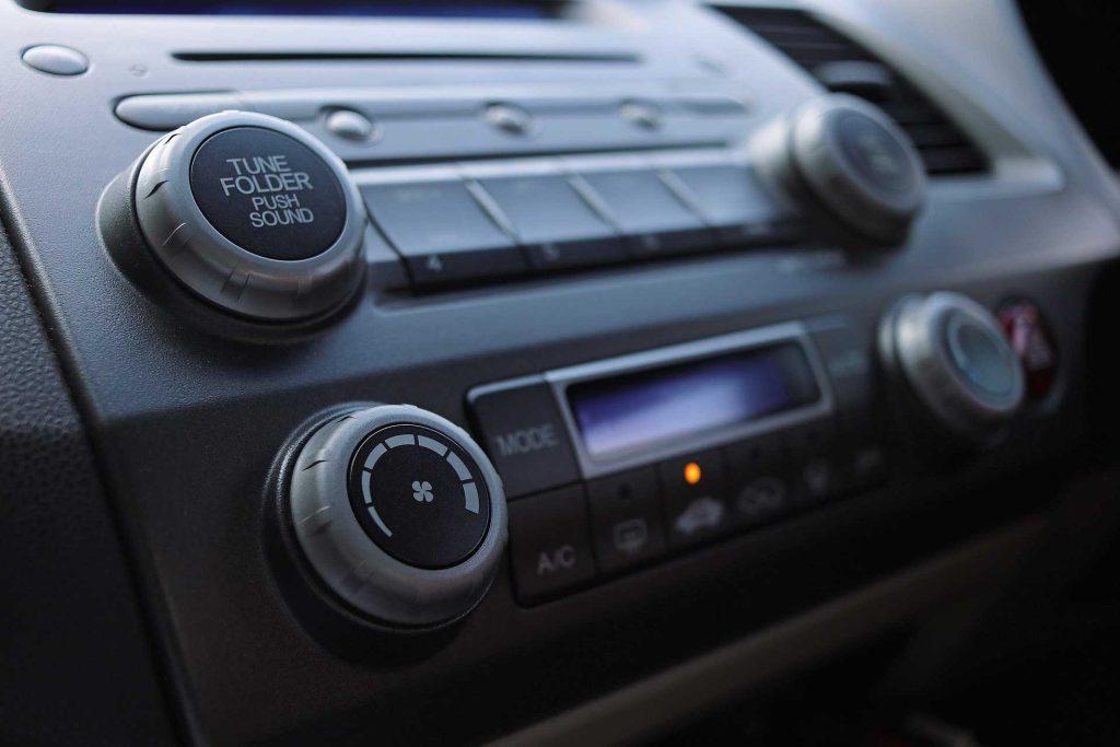 Car Temperature Control   Breast Cancer Car Donations