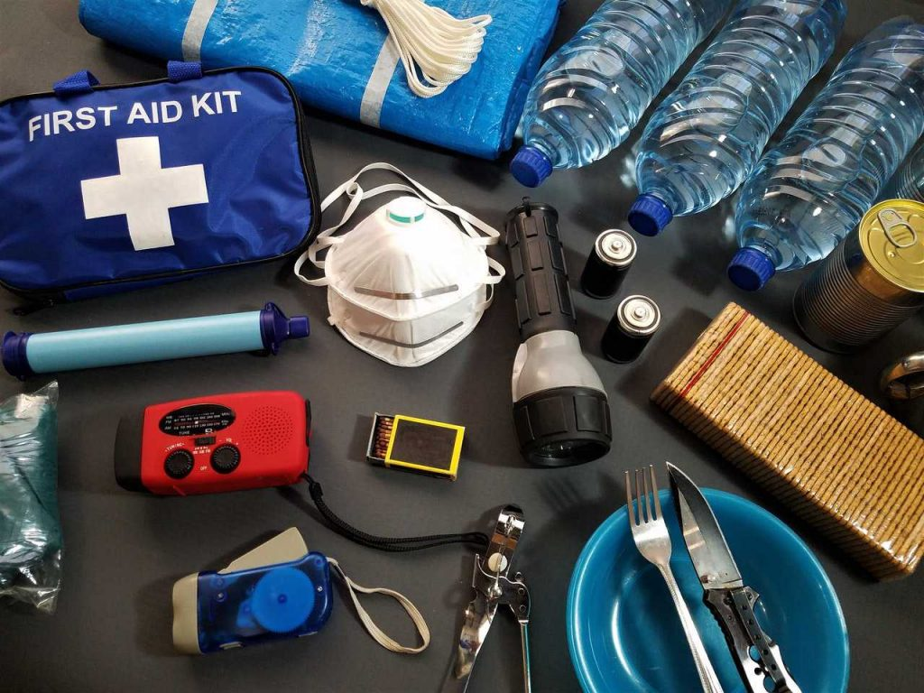 First Aid Kit for Emergency   Breast Cancer Car Donations