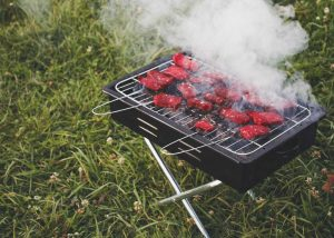 Grilling Beef on Tailgating | Breast Cancer Car Donations